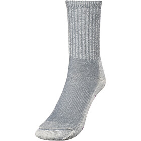 Smartwool Hike Light Calcentines Crew Mujer, light gray